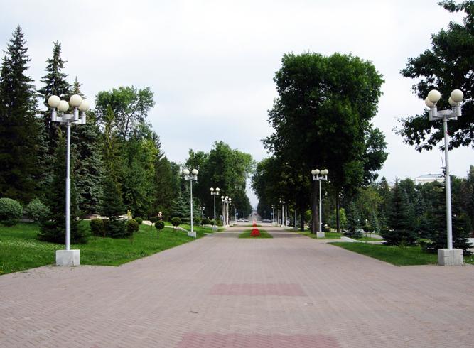 Парк имени В.И.Ленина
