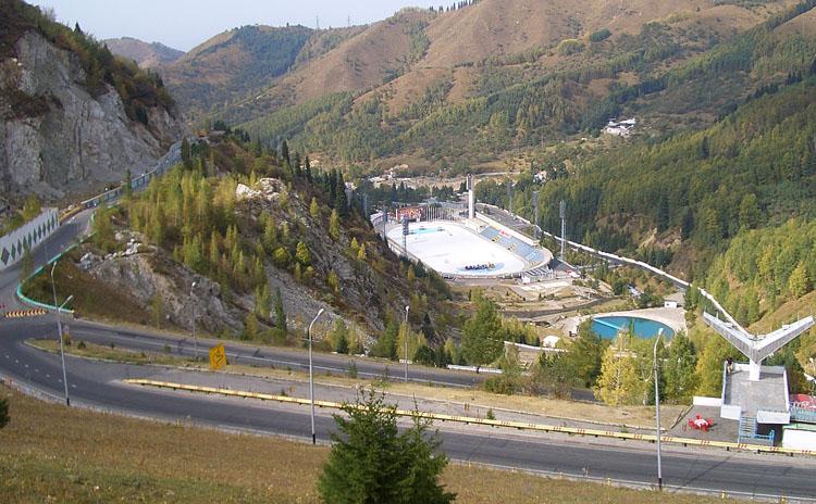 Спортивный комплекс Медео