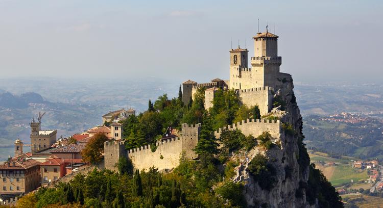 Замок Ла Цеста