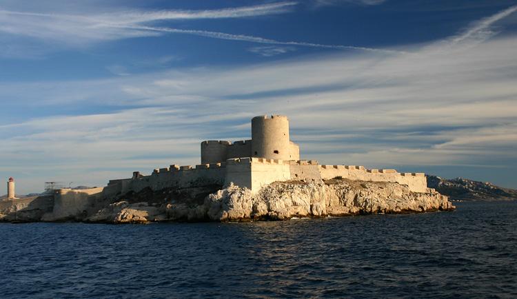 Загадочный замок Иф