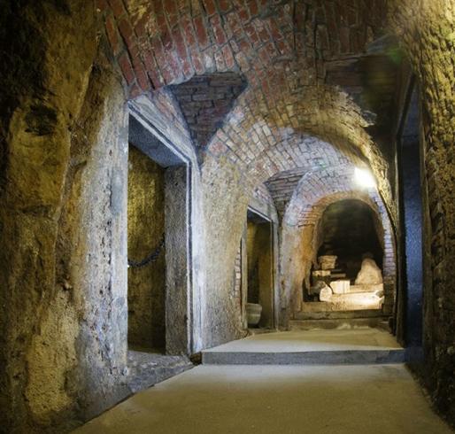 Пльзеньское историческое подземелье