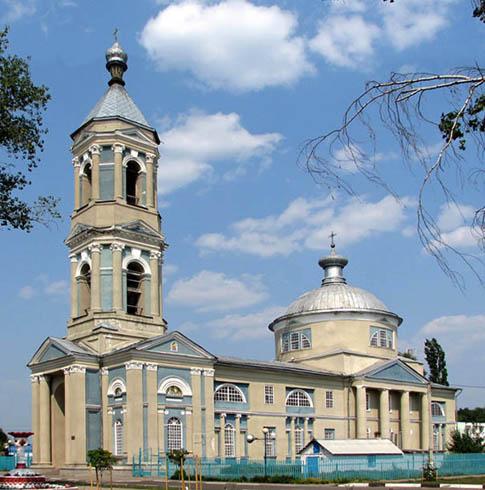 Церковь в честь иконы Божией Матери «Знамение»