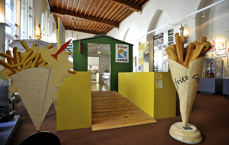 Музей картофеля фри