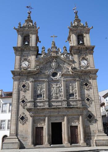 Церковь Санта – Круз