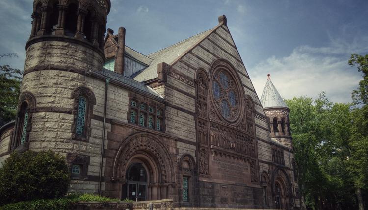Университет Принстон