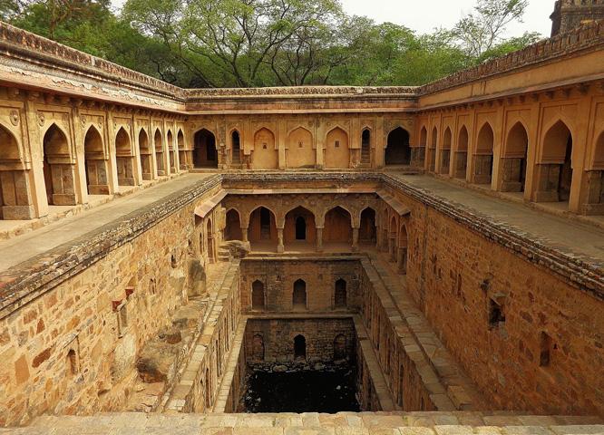 Археологический парк Мехраул