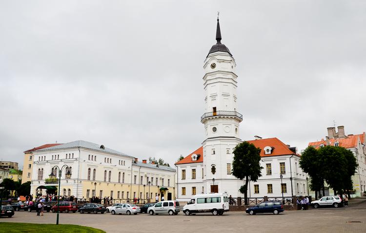 Ратуша в Могилёве