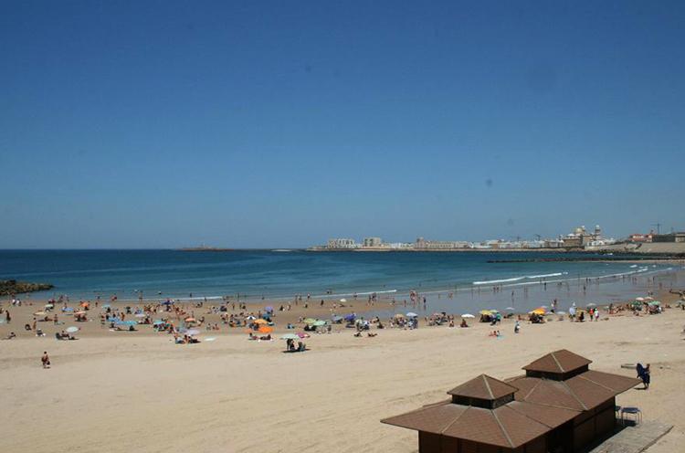 Пляжи Кадиса