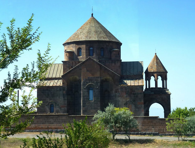 Церковь СвятойРипсиме