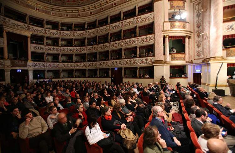 Муниципальный театр Сиены