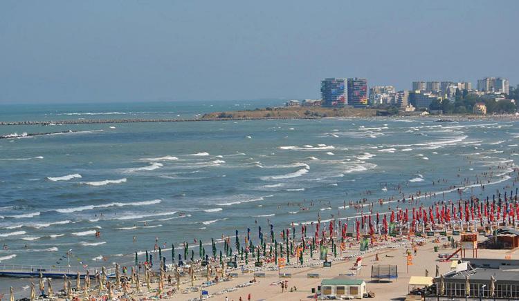 Морские курорты Румынии