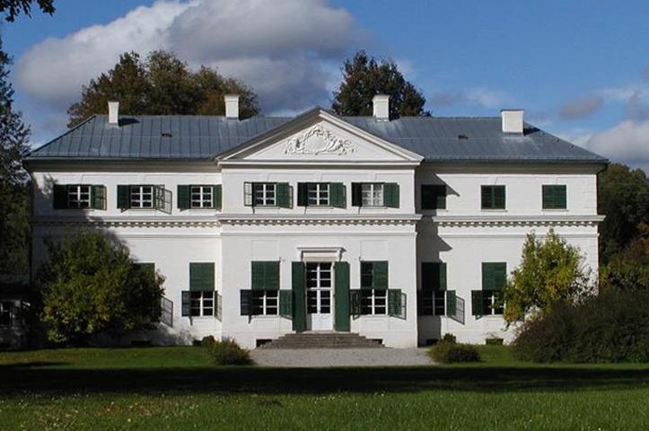 Замок Розег