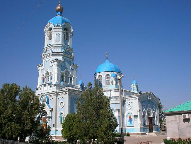 Святоильинский храм