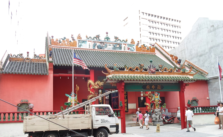 Храм Гуань Ди