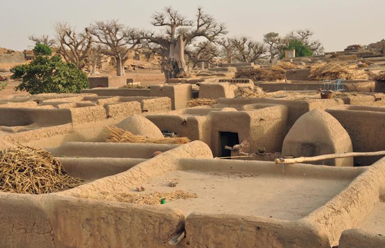 Деревня Сангха