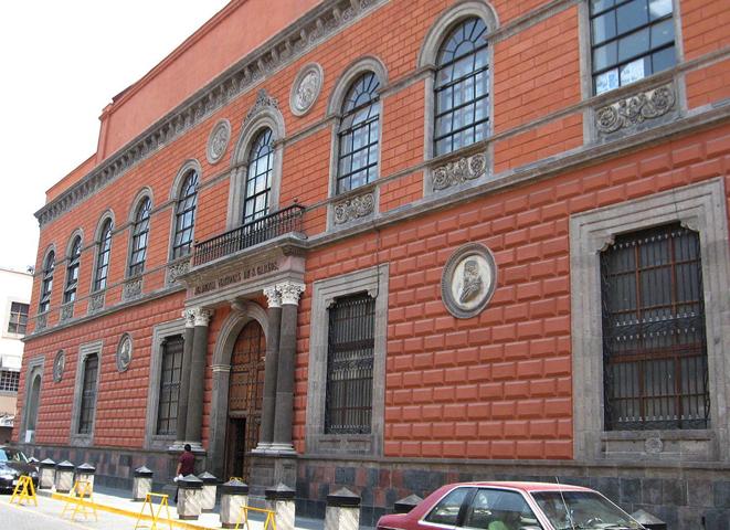 Академия Сан-Карлос