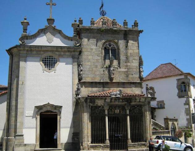 Церковь Сан-Жуан-ду-Суто