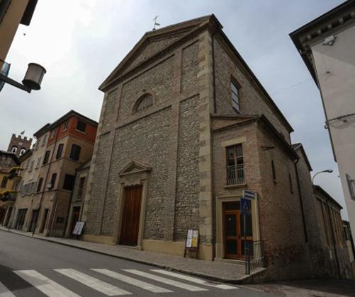Церковь Святой Андреа