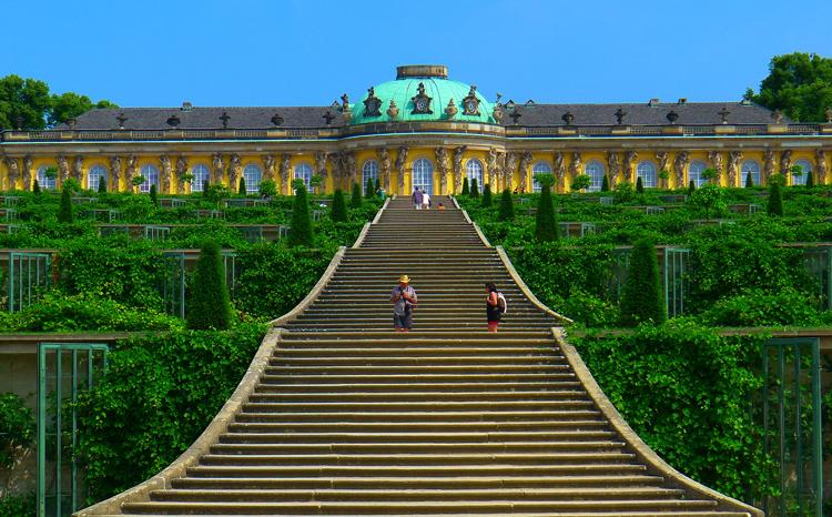 Дворец Сан Суси