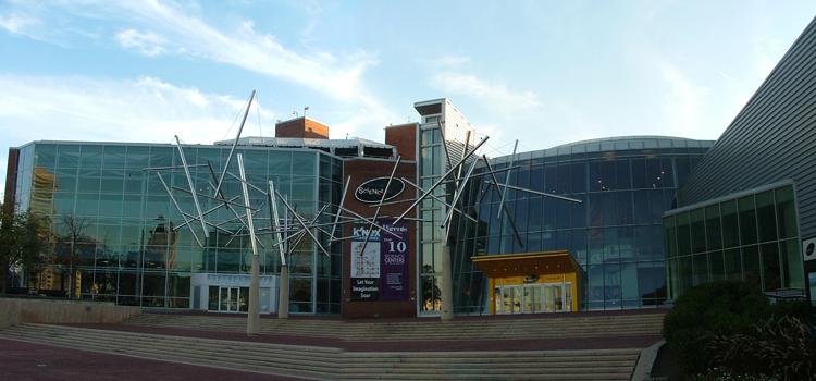 Научный центр Мэриленда