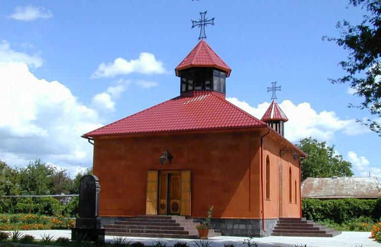 Церковь Святого Саркиса