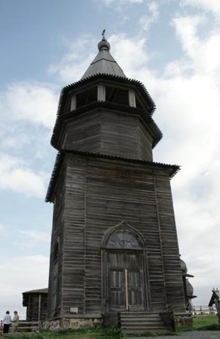 Шатровая колокольня