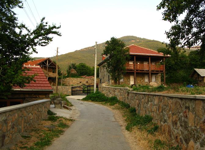 Деревня Brajčino