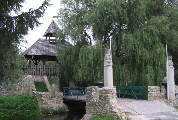 Парк Топильче