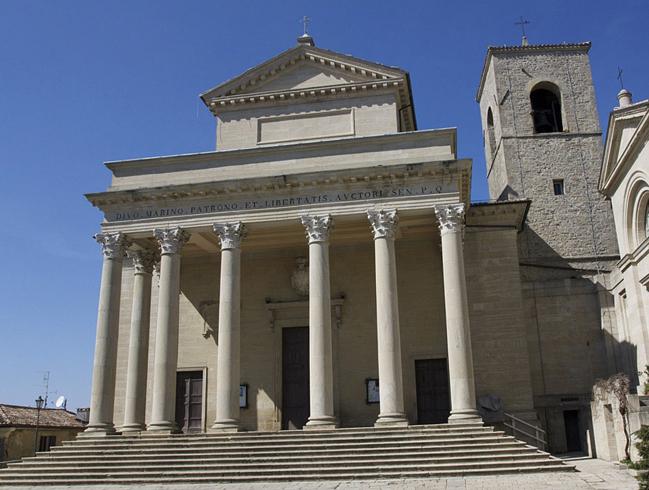 Базилика Сан-Патрано