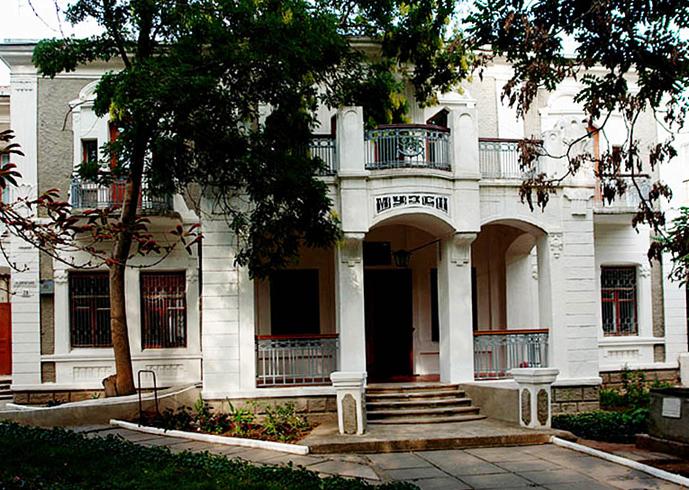 Музей истории грязелечения