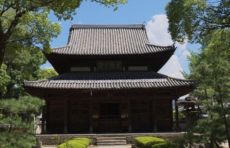 Буддийский храм Сёфуку-дзи