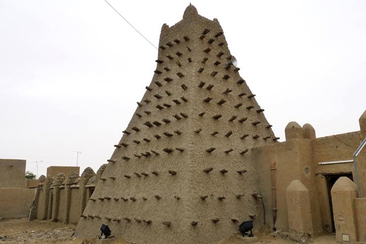 Мечеть Сиди Яхья