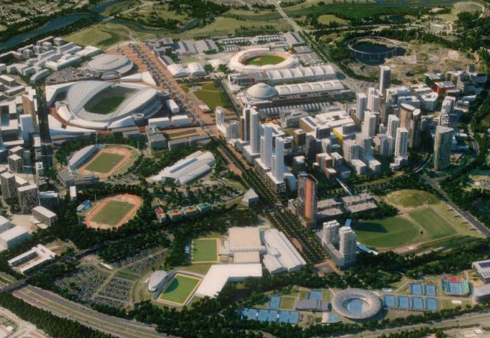 Олимпийский парк