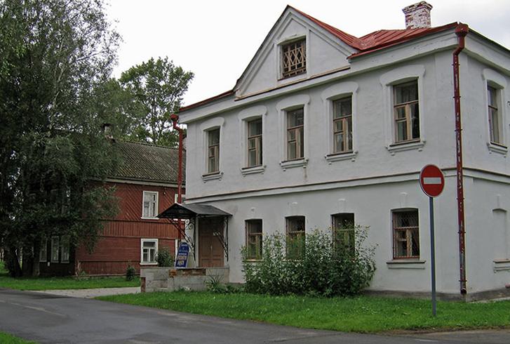 Дома купца Калязина