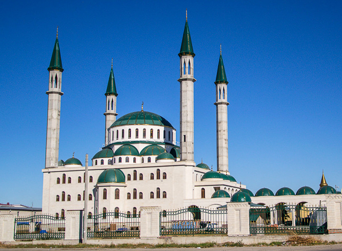 Соборная мечеть