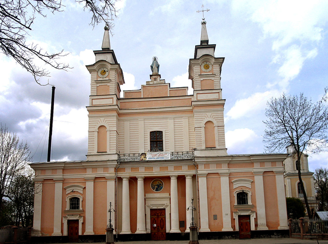 Кафедральный костел Св. Софии