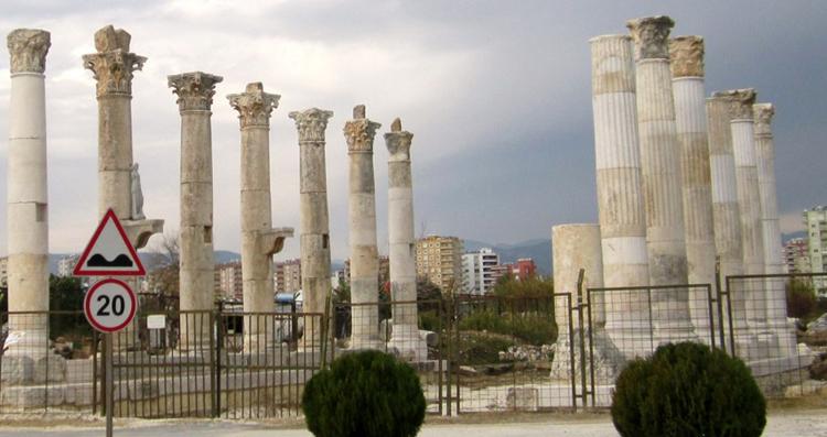 Древний город Помпеиполис