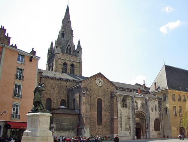 Коллегиальная церковь Святого Андрея