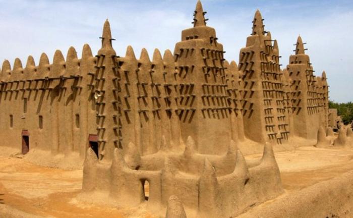 Мечеть солеторговцев