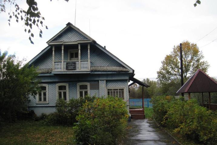 Изба-музей И. В. Сталина