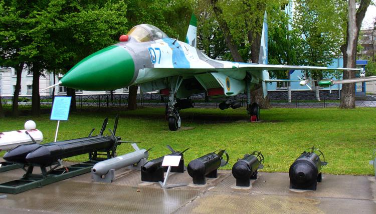 Музей воздушных сил, авиатехники и средств ПВО