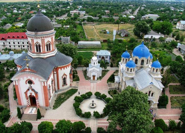 Свято – Вознесенский Ново – Нямецкий монастырь