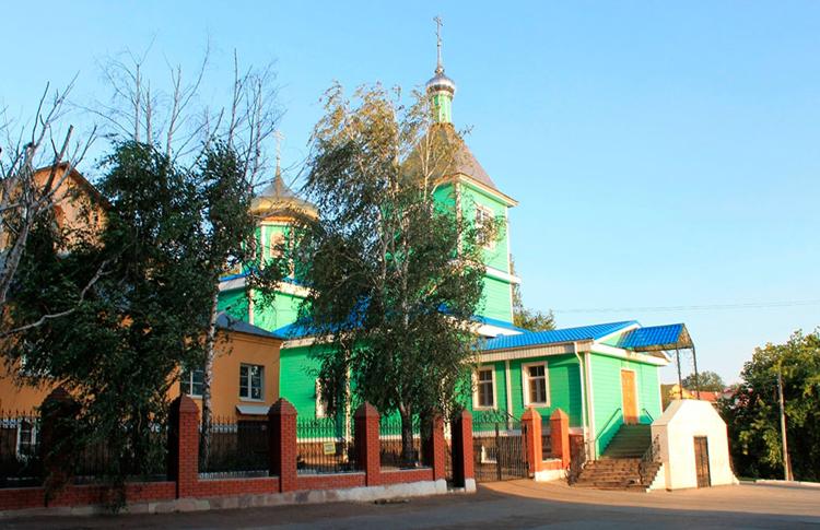 Свято – Сергиевский Кафедральный собор