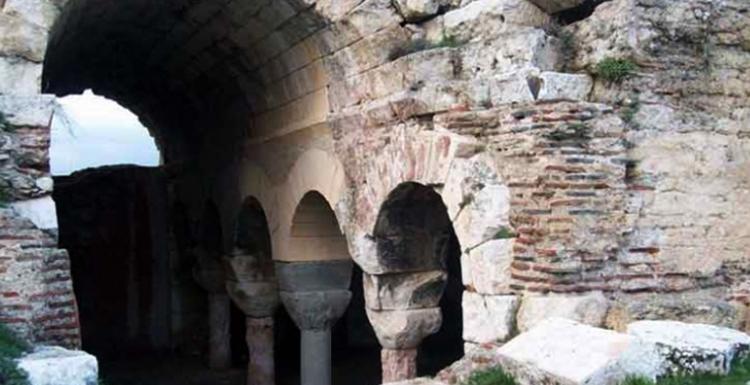 Подземная церковь Святая Текла