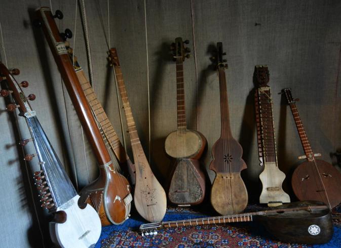 Музей музыкальных инструментов имени Гурминджа Завкибекова