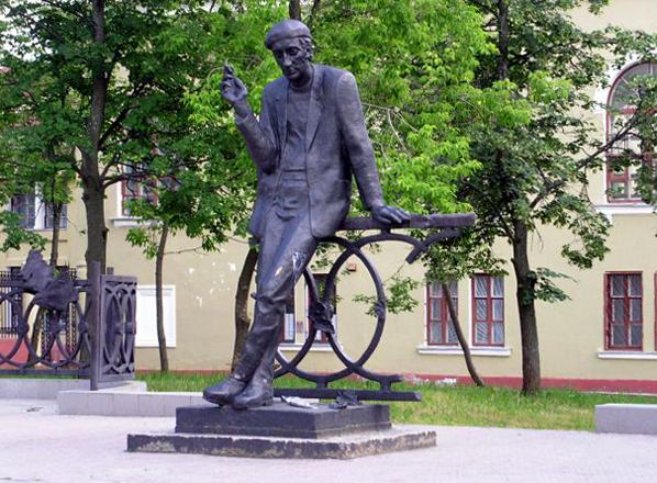 Памятник Александру Леонидовичу Решетову