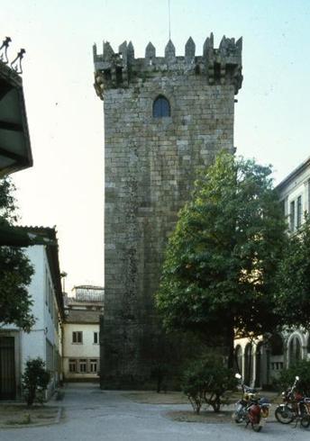 Башня Торри-ди-Менажен