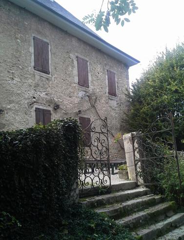 Музей Жан-Жака Руссо Ле Шармет
