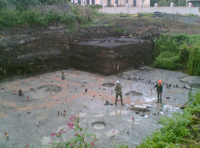Театр времени Троицкий раскоп