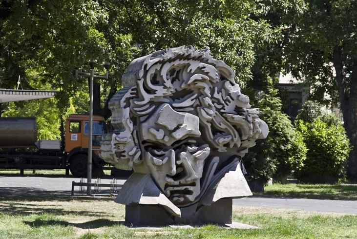 Голова Бетховена